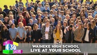 Waiheke High School (Auckland - Waiheke)