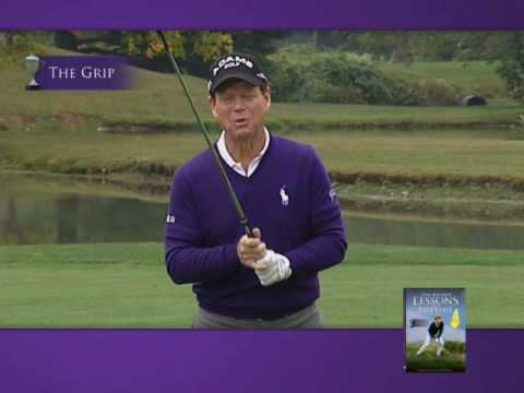On Sale Now – Tom Watson's Lessons of a Lifetime DVD