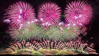 [4K]感動日本一!第28回赤川花火大会2018「誇り」~こころゆさぶる感動花火~AkagawaFireworksFestivalshotonSamsungNX1