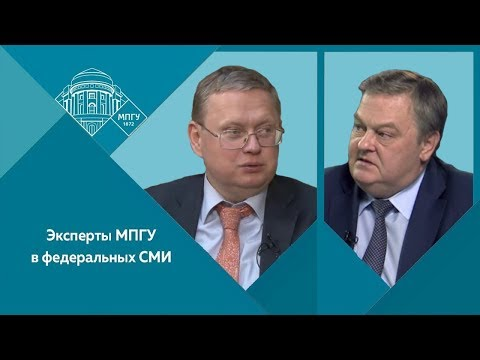 Е.Ю.Спицын и М.Г.Делягин на канале \