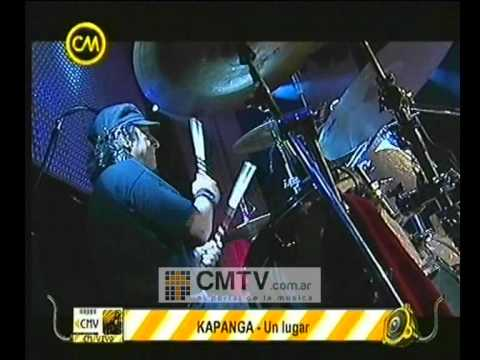 Kapanga video Un lugar - CM Vivo 2009