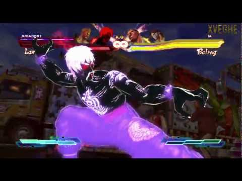 All Character Ultra Combos - All Pandora Characters Street Fighter x Tekken All Super Arts Pandora Kazuya Combos http://www.youtube.com/watch?v=HSP93LT__pw All DLC Pandora Transformation...