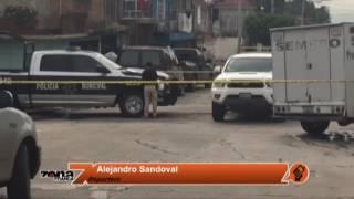 Reporte de Alejandro Sandoval