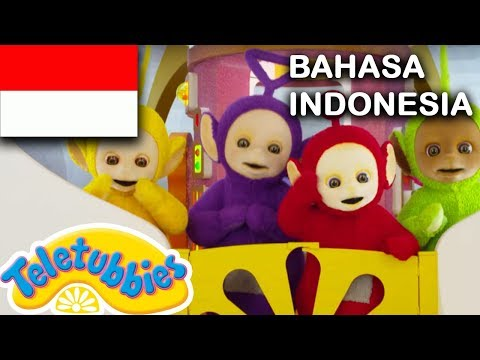 ★Teletubbies Bahasa Indonesia★ Tertinggi Terpendek ★ Full Episode - HD | Kartun Lucu 2018