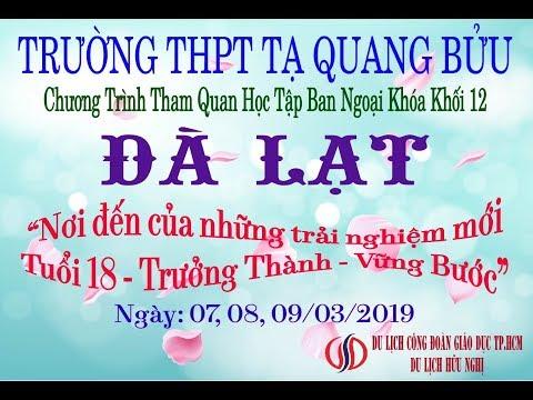 THPT Tạ Quang Bửu - Đà Lạt
