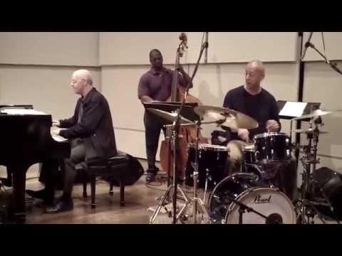 Jae Sinnett Trio Jazz Rehearsal