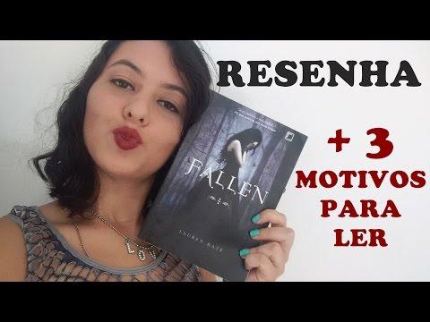 Fallen, Lauren Kate | Resenha + 3 Motivos para ler | A Coruja Literária