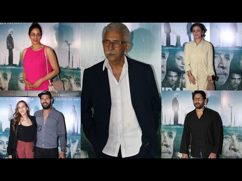 Naseeruddin Shah | Sridevi | Arshad Warsi | Special Screening Of Upcoming Thriller Irada