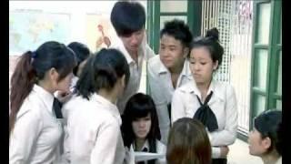 Bo tu 10A8 - phim teen Vietnam - Bo tu 10A8 - Tap 264 - Do xo tim bua