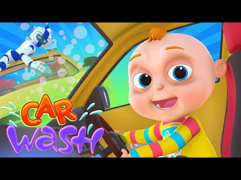 TooToo Boy - Car Wash Episode | Cartoon Animation For Children | Kids Shows | Funny Comedy Series