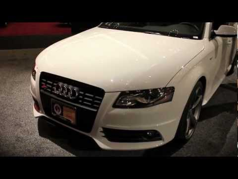 2012 Audi S4 Prestige Sedan – 3.0 Supercharged V6! NEW S4 Review & Walk Around