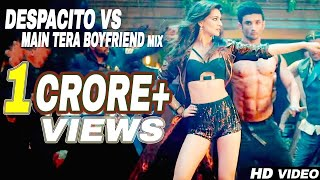 Video Despacito vs Main Tera Boyfriend - Remix . Dj Harshal . Video:-Soumik Wahid . Lyrical Video download in MP3, 3GP, MP4, WEBM, AVI, FLV January 2017