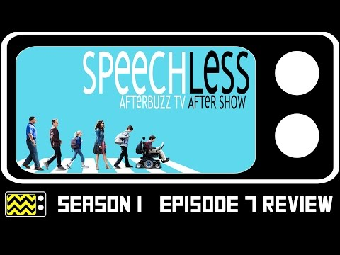 Speechless Season 1 Episode 7 Review & After Show | AfterBuzz TV