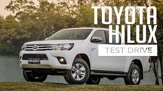 Toyota Hilux Flex - Test Drive