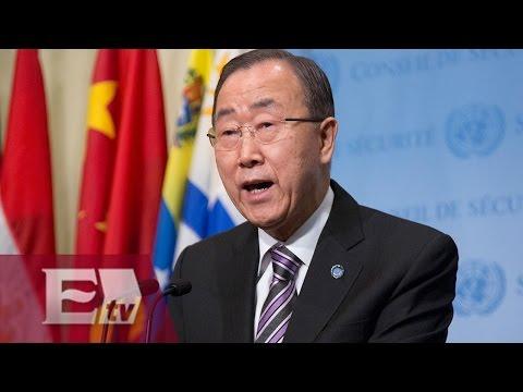ONU exige a Norcorea detener ensayos nucleares