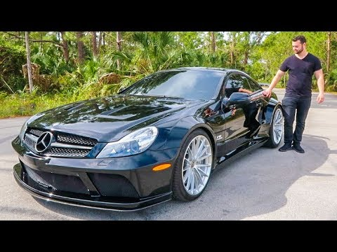 The SL65 Black Series Is A $300,000 Disappointment