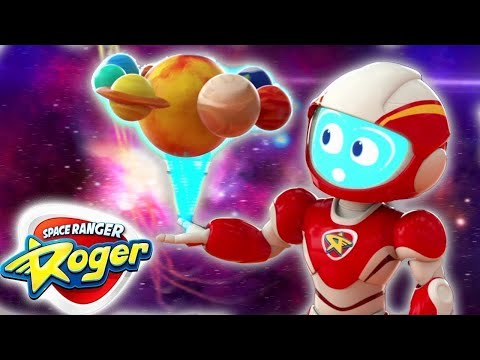 Space Ranger Roger | Roger Saves the Solar System | Full Episode HD | Funny Videos For Kids