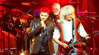 Queen + Adam Lambert Its Late Seattle 07012017 in HD