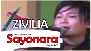 Video ZIVILIA [Sayonara] Live At Panggung Eksis (21-11-2014) Courtesy TVRI MP3, 3GP, MP4, WEBM, AVI, FLV Oktober 2018
