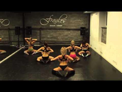 Sexiest.Twerk.Choreography....Ever?.//.By.Elena.Yatkina./.DHQ.FraulesVimeo (видео)