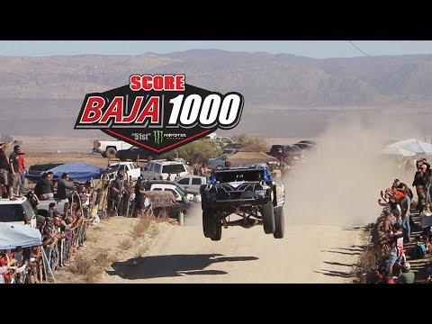 Baja 1000 Jumps | Ojos Negros | 2018