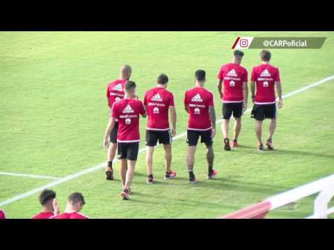Entrenamiento en River Camp (22/03)