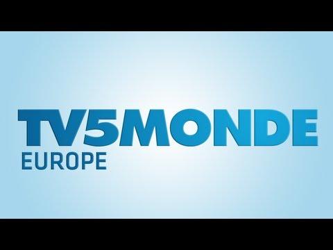 TV5MONDE // Europe | Le Journal: De France 2 【Full-HD】