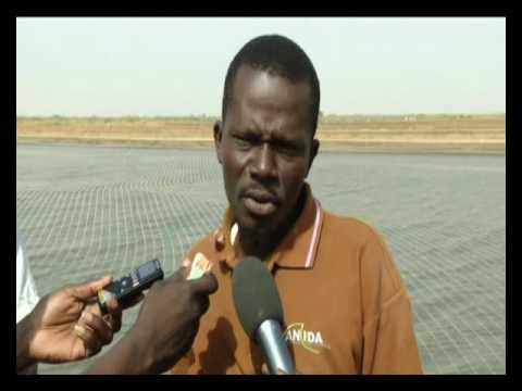 Tournée du PPAAO-Sénégal sur les sites de production acquacole du pays