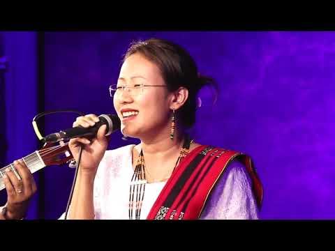 Naga Singing Tamil Song - Ennil Adanga Sthothiram by Zanbeni & Benny Prasad
