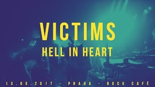 Video Victims - Hell In Heart - LIVE