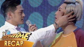 Video Funny and trending moments in KapareWho | It's Showtime Recap | April 04, 2019 MP3, 3GP, MP4, WEBM, AVI, FLV Juli 2019