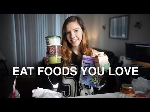 Diet plans - HEALTHY Grocery Haul & Snacks + Diet Tips
