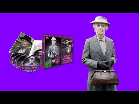 Miss Marple - Die komplette Serie - Trailer [HD] Deutsch / German