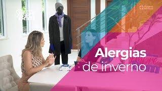 Alergias de Inverno: Saiba as Causas e Como Prevenir