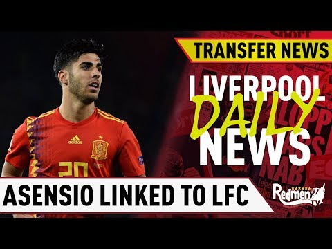 Asensio Linked Again, Mane And Firmino To Miss US Tour | #LFC Transfer News LIVE