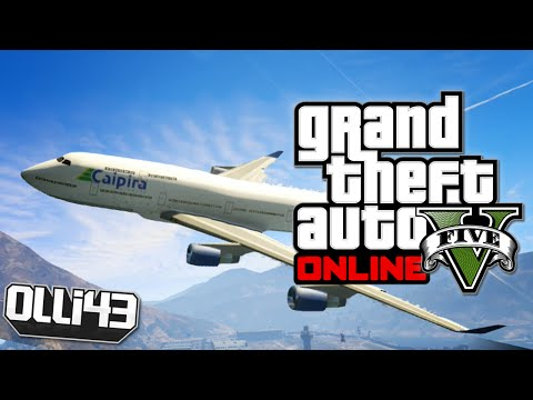 Jet - How to get the Jumbo Jet in GTA Online! ▻Click Here to Subscribe ▻ http://goo.gl/M1F1GO This is a little video tutorial on how to get the big commercial jet in gta online. You can have...