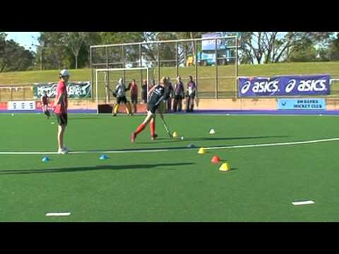 Hockey Australia Goal-Shooting Skills 3