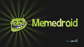 Memedroid: Memes & Funny Pics YouTube video
