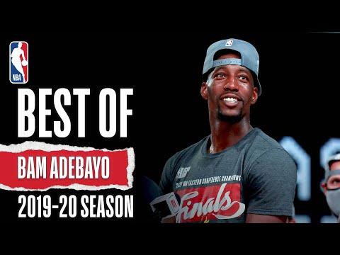 The Very Best Of Bam Adebayo 2019-20 Season