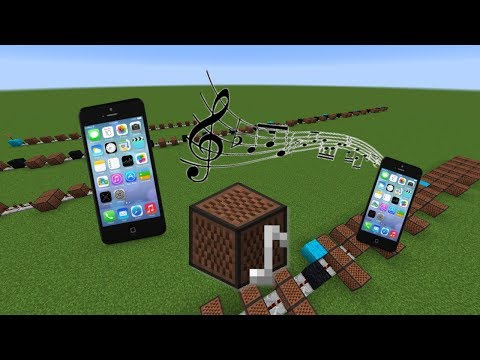 Minecraft: Phone Ringtones With Note Blocks #2