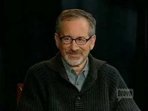 Spielberg interview excerpt