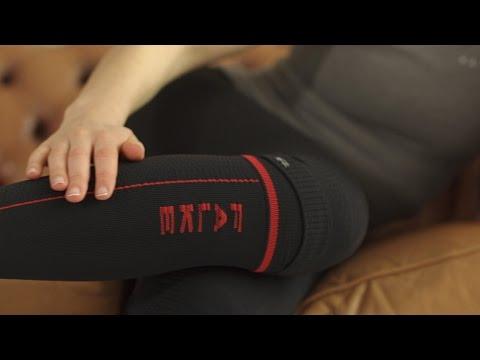Video-Quiz (3): FALKE Impulse Running - wozu sind die Stricknoppen gut?