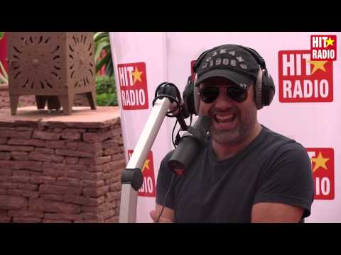 Rhany dans le Morning de Momo au Marrakech du Rire 2015 sur HIT RADIO