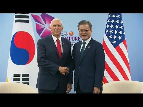 «Κυοφορείται» νέα συνάντηση Ντόναλντ Τραμπ – Κιμ Γιονγκ Ουν…