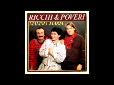 Ricchi e Poveri - Mamma Maria lyrics