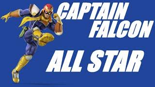 SSBM: [TAS] C. Falcon All Star Mode (Very Hard)