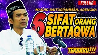 Video Ceramah Terbaru Ustadz Abdul Somad - 6 Sifat Orang Bertaqwa MP3, 3GP, MP4, WEBM, AVI, FLV Maret 2019