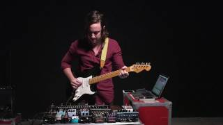 Video Jeffrey Kunde Pedal Board Rig Rundown MP3, 3GP, MP4, WEBM, AVI, FLV Juni 2018