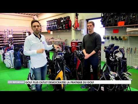 GOLF PLUS OUTLET LILLE - REPORTAGE WEOTV