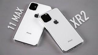 Давайте покрутим в руках iPhone 11/2019 и XR2